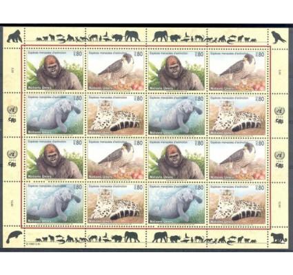 Znaczek Narody Zjednoczone Genewa 1993 Mi ark 227-230 Czyste **
