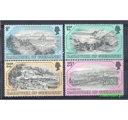 Guernsey 1982 Mi 241-244 Czyste **