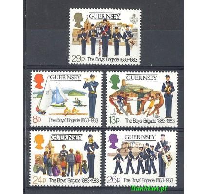 Guernsey 1983 Mi 260-264 Czyste **