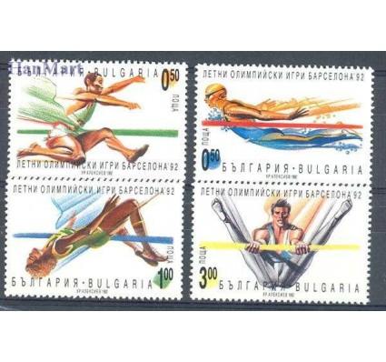 Znaczek Bułgaria 1992 Mi 3986-3989 Czyste **