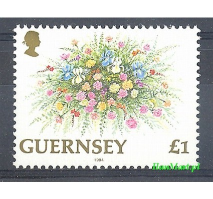 Znaczek Guernsey 1994 Mi 566AI Czyste **