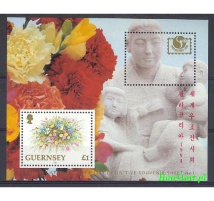 Guernsey 1994 Mi bl 12 Czyste **