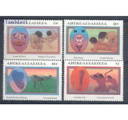 Znaczek Antigua i Barbuda 1985 Mi 841-844 Czyste **