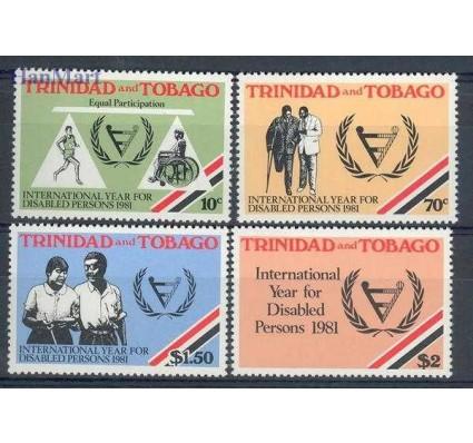 Znaczek Trynidad i Tobago 1981 Mi 428-431 Czyste **