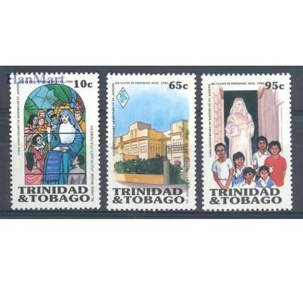 Znaczek Trynidad i Tobago 1986 Mi 527-529 Czyste **
