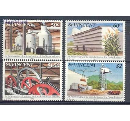 St. Vincent 1982 Mi 623-626 Czyste **