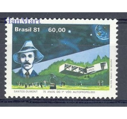 Znaczek Brazylia 1981 Mi 1853 Czyste **