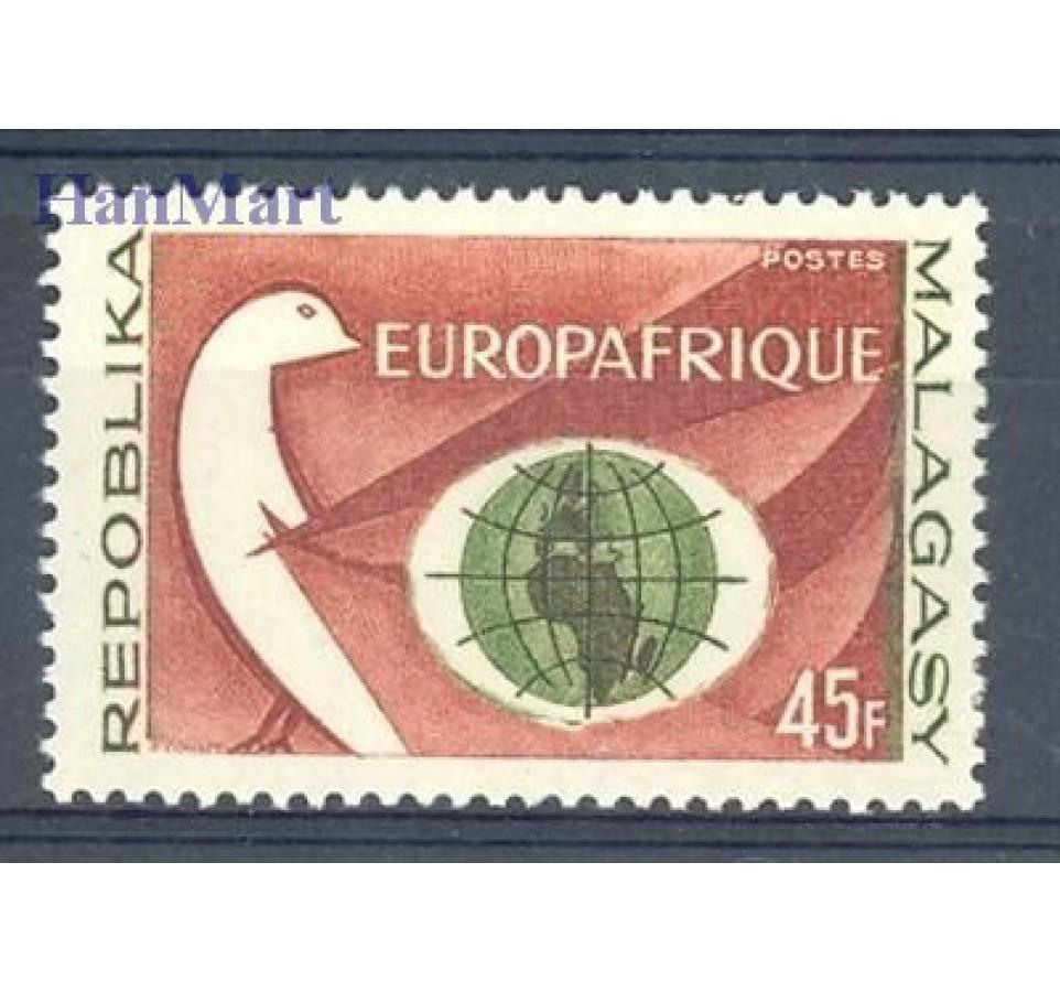 Madagaskar 1964 Mi 522 Czyste **