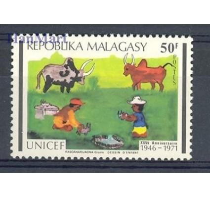 Znaczek Madagaskar 1971 Mi 645 Czyste **