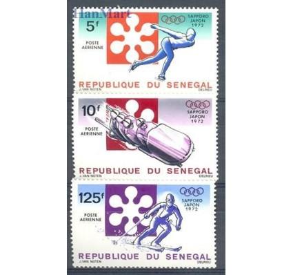 Znaczek Senegal 1972 Mi 479-481 Czyste **