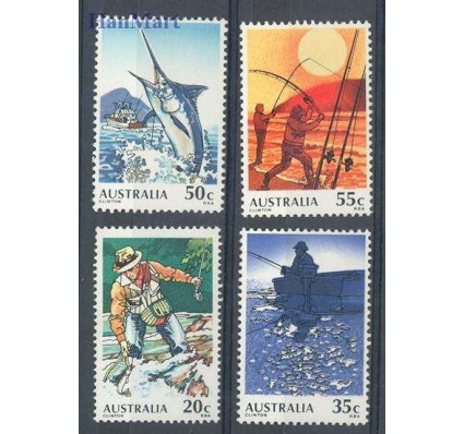 Znaczek Australia 1979 Mi 692-695 Czyste **