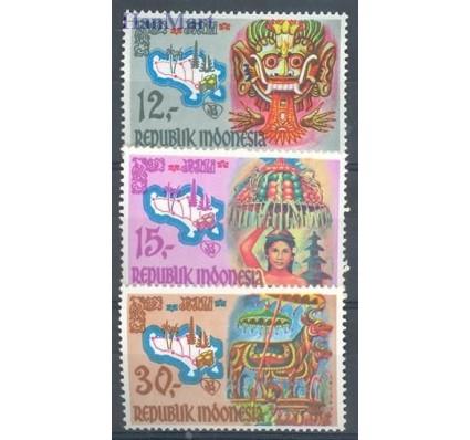 Indonezja 1969 Mi 641-643 Czyste **