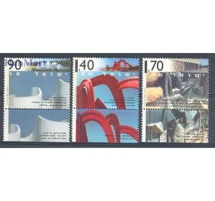 Znaczek Izrael 1995 Mi 1321-1323 Czyste **