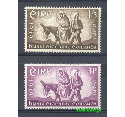 Irlandia 1960 Mi 144-145 Czyste **