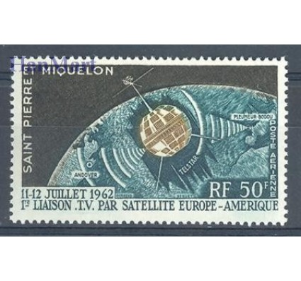 Saint-Pierre i Miquelon 1962 Mi 397 Czyste **