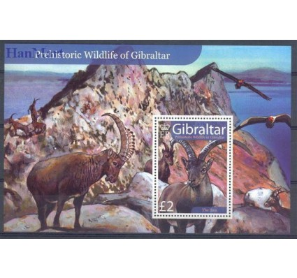 Znaczek Gibraltar 2007 Mi bl 80 Czyste **