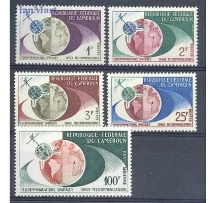 Znaczek Kamerun 1963 Mi 381-385 Czyste **