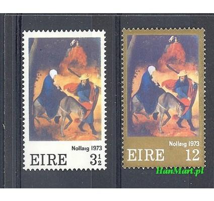 Irlandia 1973 Mi 296-297 Czyste **