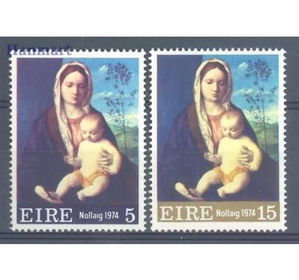 Irlandia 1974 Mi 311-312 Czyste **