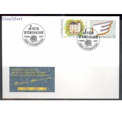 Znaczek Luksemburg 1997 Mi 1416-1417 FDC