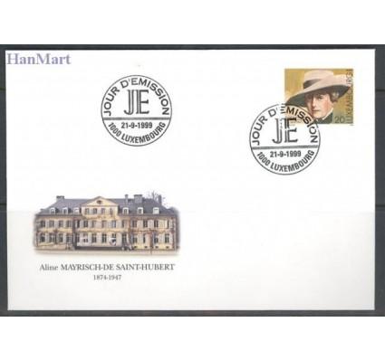 Znaczek Luksemburg 1999 Mi 1480 FDC
