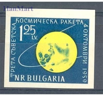 Znaczek Bułgaria 1960 Mi 1152B Czyste **