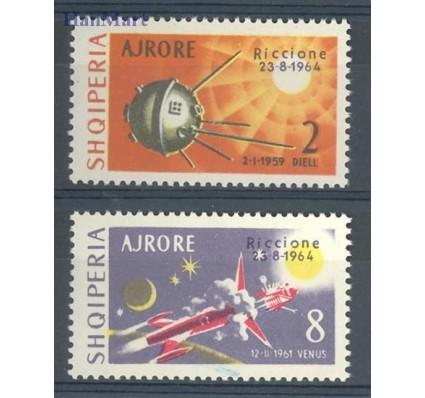 Albania 1964 Mi 857-858 Czyste **