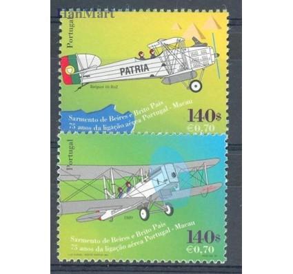 Znaczek Portugalia 1999 Mi 2333-2334 Czyste **