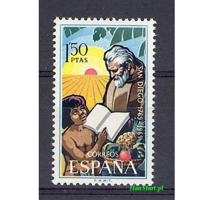 Znaczek Hiszpania 1969 Mi 1822 Czyste **