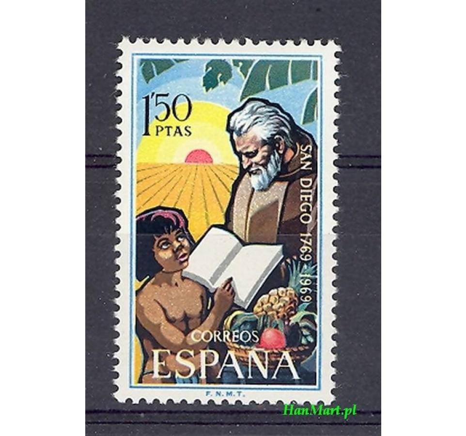 Hiszpania 1969 Mi 1822 Czyste **