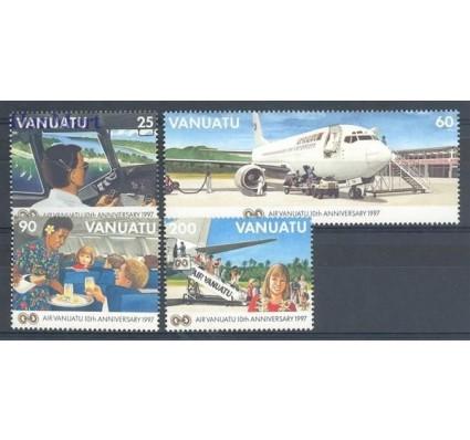 Znaczek Vanuatu 1997 Mi 1034-1037 Czyste **
