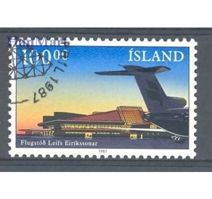 Znaczek Islandia 1987 Mi 664 Stemplowane
