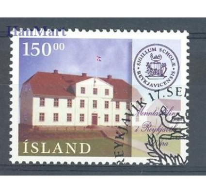 Islandia 1996 Mi 855 Stemplowane