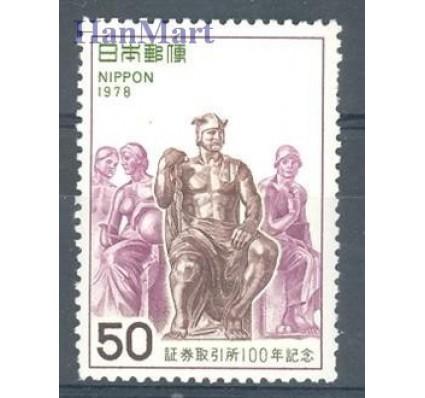 Znaczek Japonia 1978 Mi 1367 Czyste **