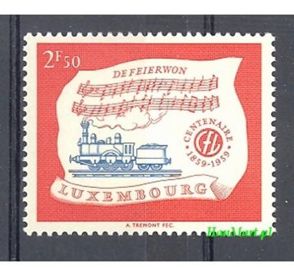 Luksemburg 1959 Mi 611 Czyste **