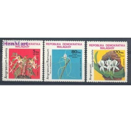 Madagaskar 1981 Mi 869-871 Czyste **
