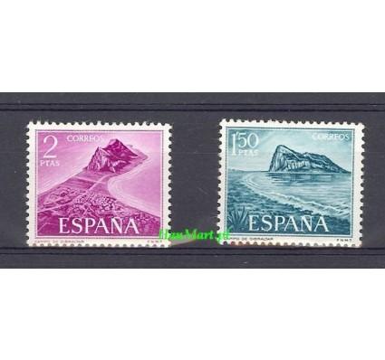 Znaczek Hiszpania 1969 Mi 1823-1824 Czyste **