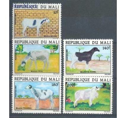 Znaczek Togo 1981 Mi 880-884 Czyste **