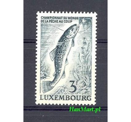 Znaczek Luksemburg 1963 Mi 682 Czyste **