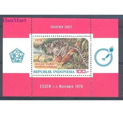 Indonezja 1978 Mi bl 26 Czyste **