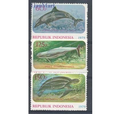 Indonezja 1979 Mi 944-946 Czyste **