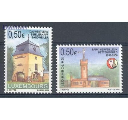 Znaczek Luksemburg 2006 Mi 1702-1703 Czyste **