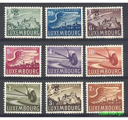 Luksemburg 1946 Mi 403-411 Czyste **