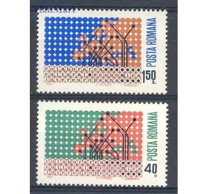 Znaczek Rumunia 1970 Mi 2833-2834 Czyste **