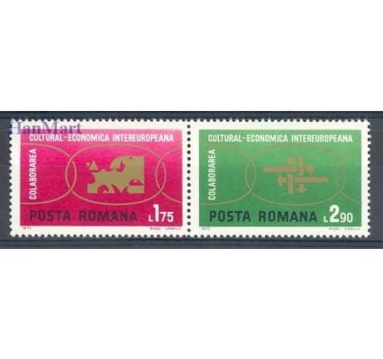 Znaczek Rumunia 1972 Mi 3020-3021 Czyste **