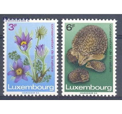Luksemburg 1970 Mi 804-805 Czyste **