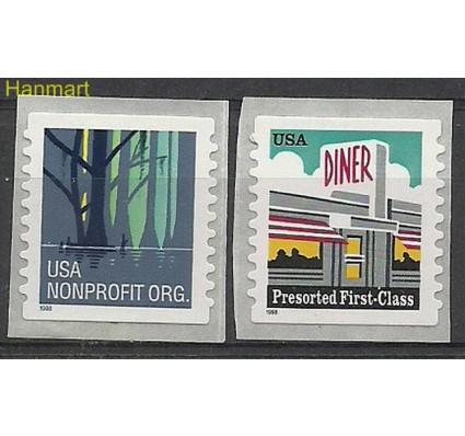 Znaczek USA 1998 Mi 2967-2968 Czyste **