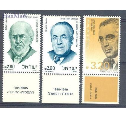 Izrael 1981 Mi 848-850 Czyste **