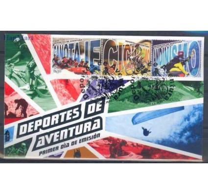Znaczek Peru 2007 Mi 2183-2185 FDC