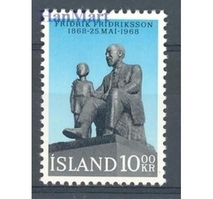 Znaczek Islandia 1968 Mi 421 Czyste **